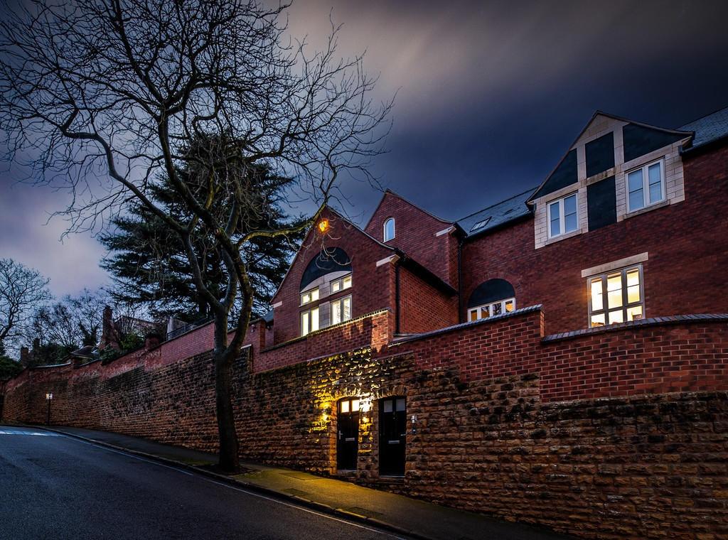 Hermitage Walk, The Park Estate, Nottingham, NG7