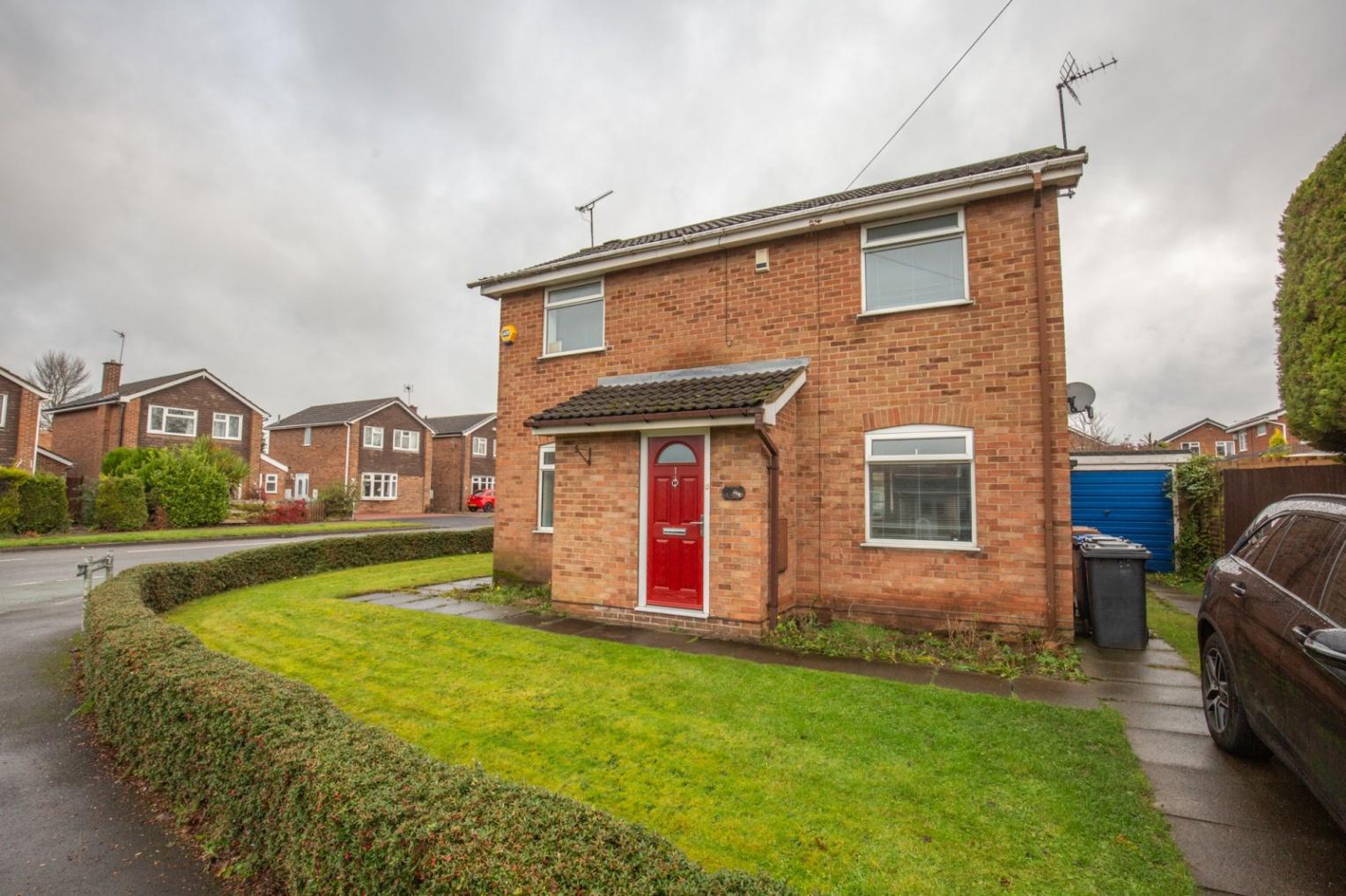 Corbel Close, Oakwood, Derby, Derbyshire, DE21, Derby, DE21