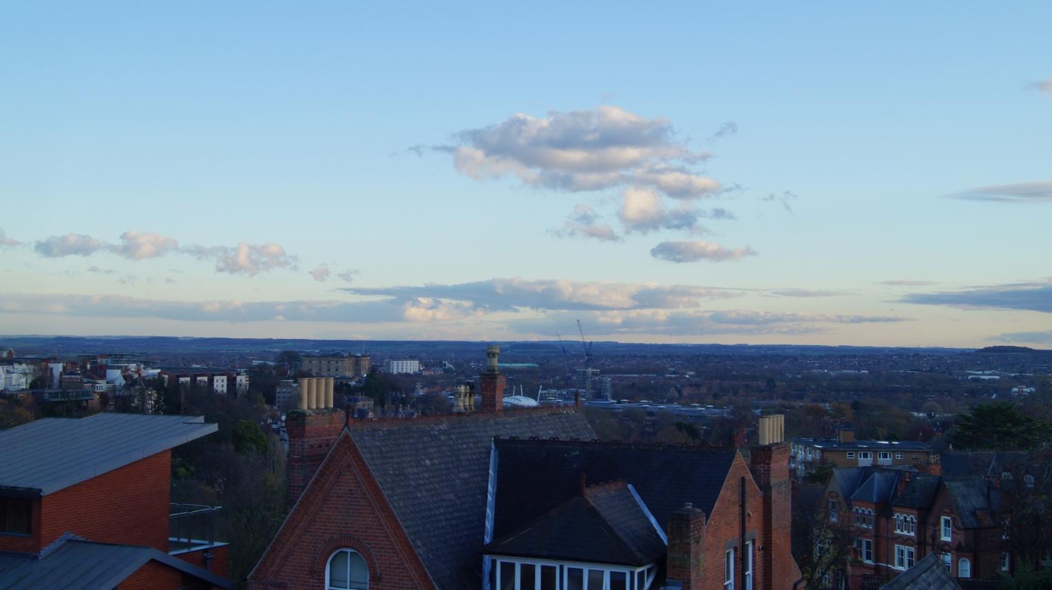 Derby Terrace, The Park Estate, Nottingham, NG7