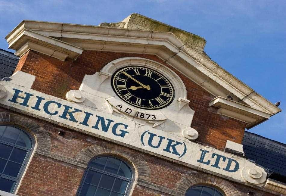 The Hicking Building, Queens Road, Nottingham, NG2