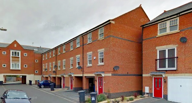 Auriga Court, Derby, DE1
