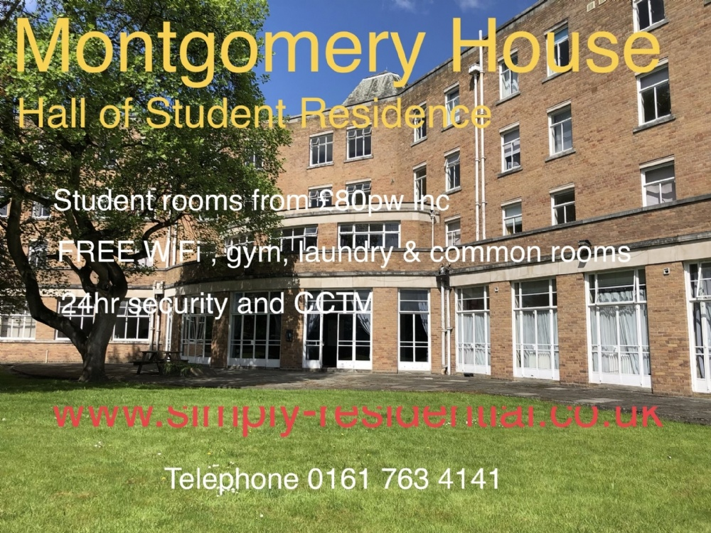 Montgomery House, Demesne Rd, Whalley Range, Manchester