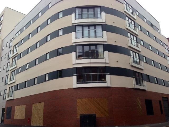 NQ4 Central Block, Bengal Street, Northern Quarter
