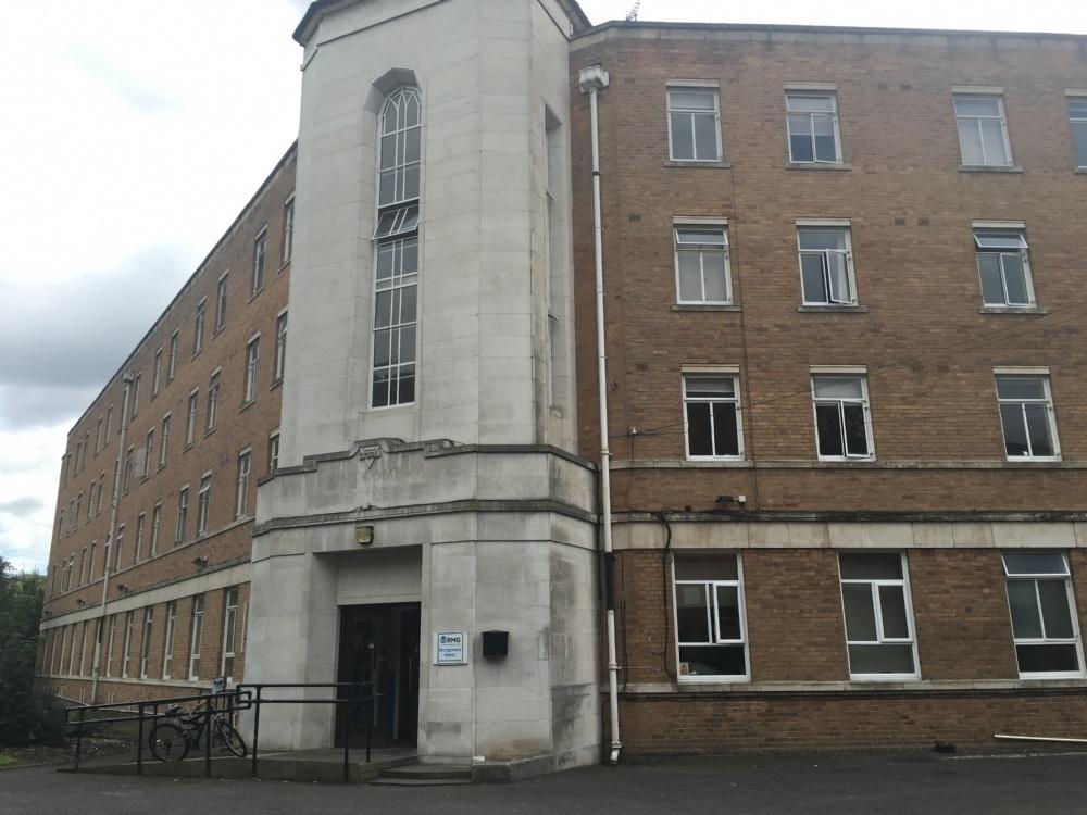 Montgomery House, Demesne Rd, Manchester. M16 8PH
