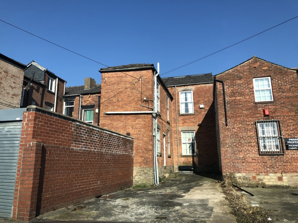 Chorley Old Road Bolton