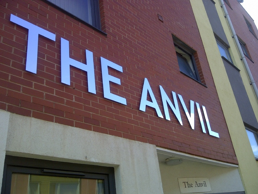 The Anvil, Clive Street, Bolton