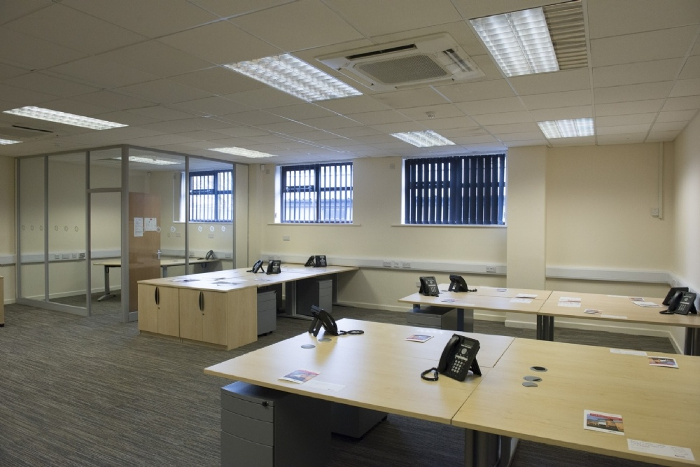 Office accomodation to rent at Bury Business Lodge Bancroft St Bury