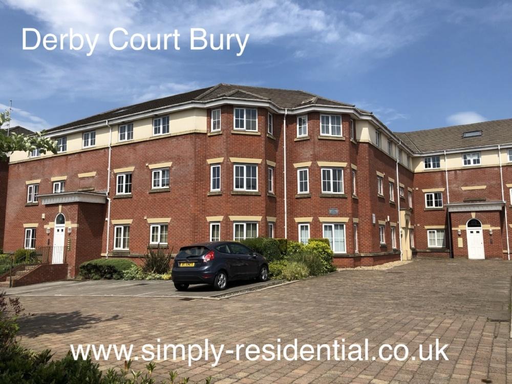 Derby Court, Walmersley Road, Bury