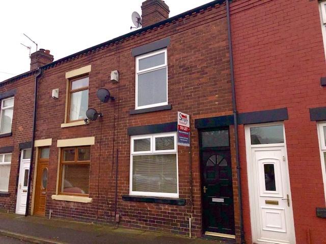 Robinson Street Horwich Bolton