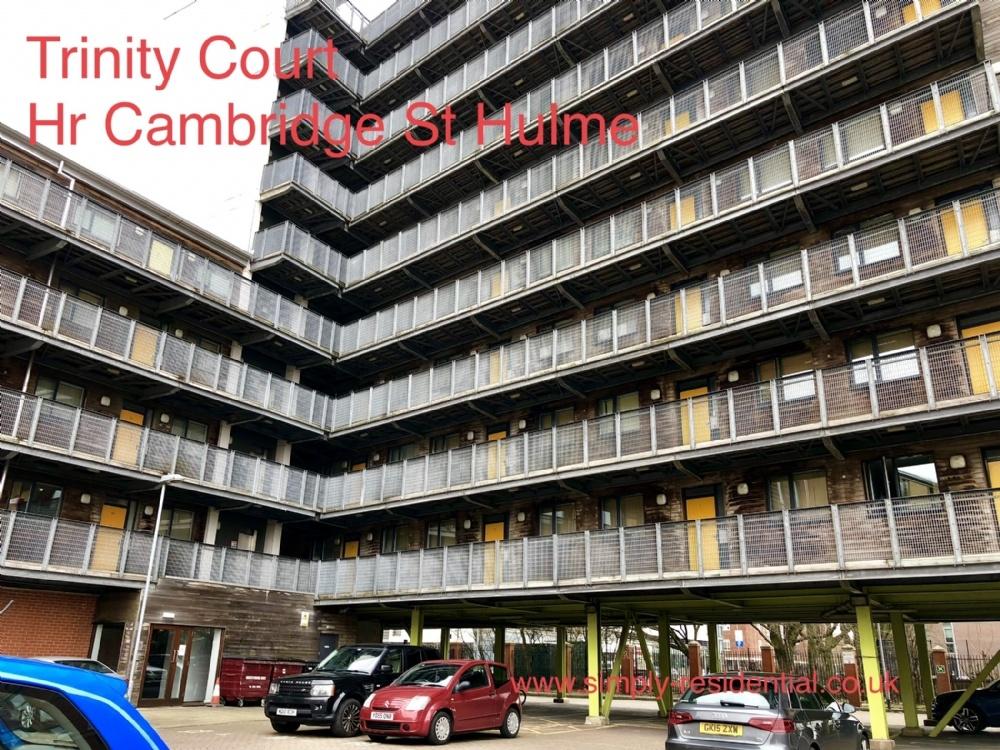 Trinity Court, 44 Higher Cambridge Street, Manchester. M15 6AR