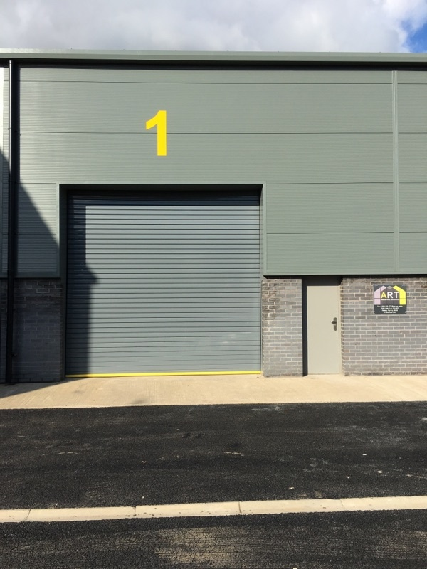 PLOT 4 Industrial unit for sale at Unit 4 Sankey Vally Industrial Estate Earlstown St Hele