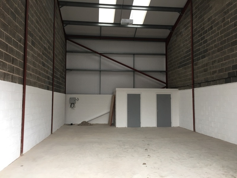 PLOT 7 Industrial unit for sale at Unit 7 Sankey Vally Industrial Estate Earlstown St Hele
