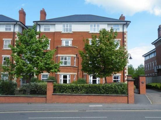 2 Bed furnished apartment located in Solihull