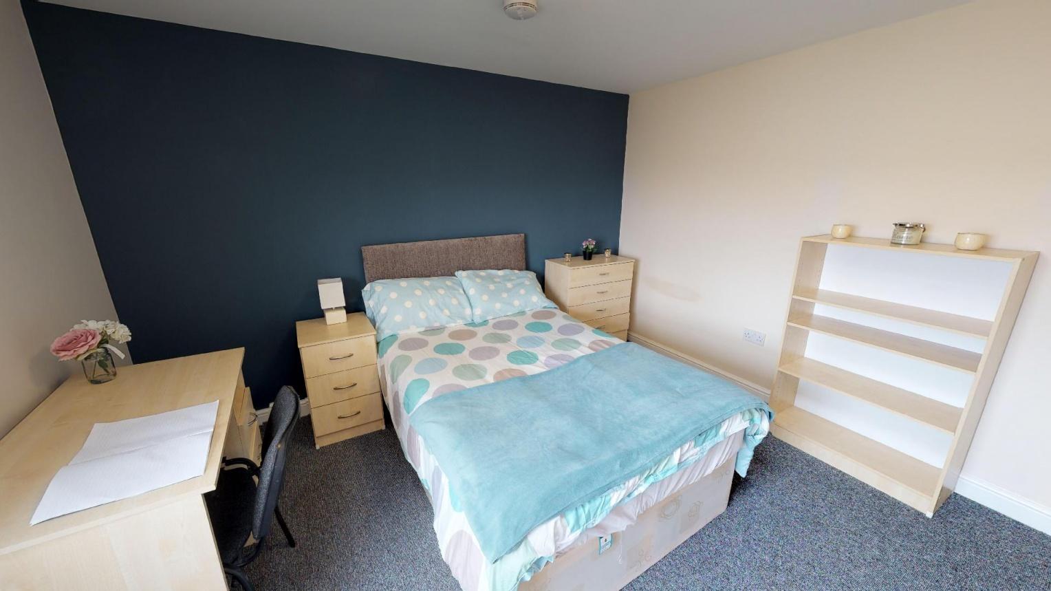 Flat 3 498 Glossop Rd, Broomhill, S10 2QA