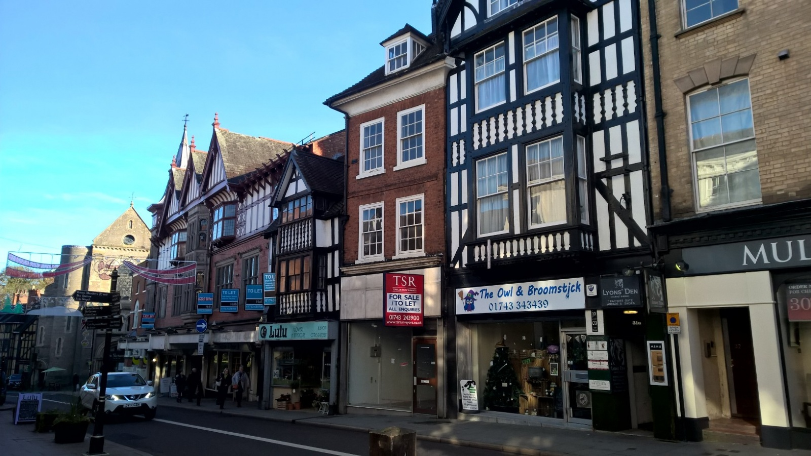 30, Castle Street, Shrewsbury, Shropshire