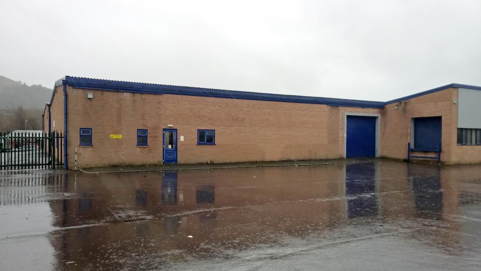 Unit 1 , Treowain Industrial Estate , Machynlleth, Powys