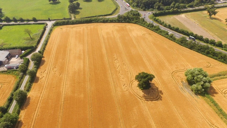 Land Adjacent To Churncote Island , Welshpool Road, Shrewsbury , Shropshire