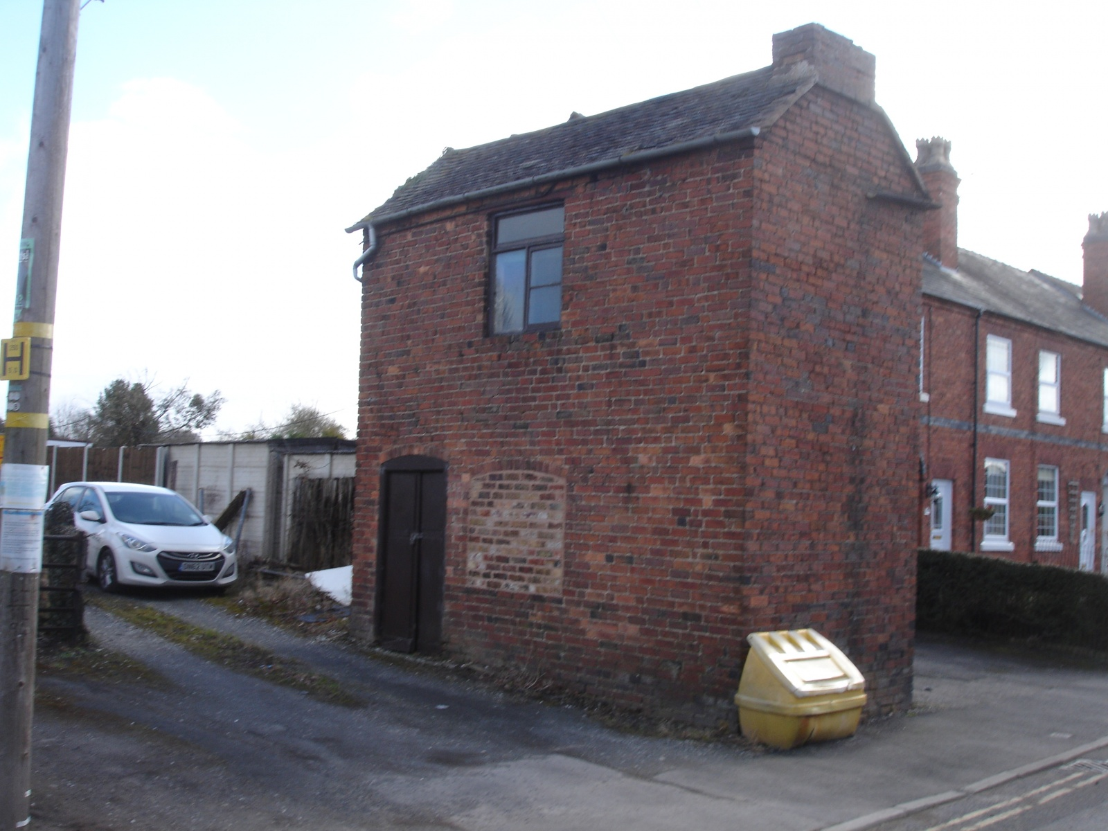 Former Builders Yard, Station Road, Albrighton, Shropshire