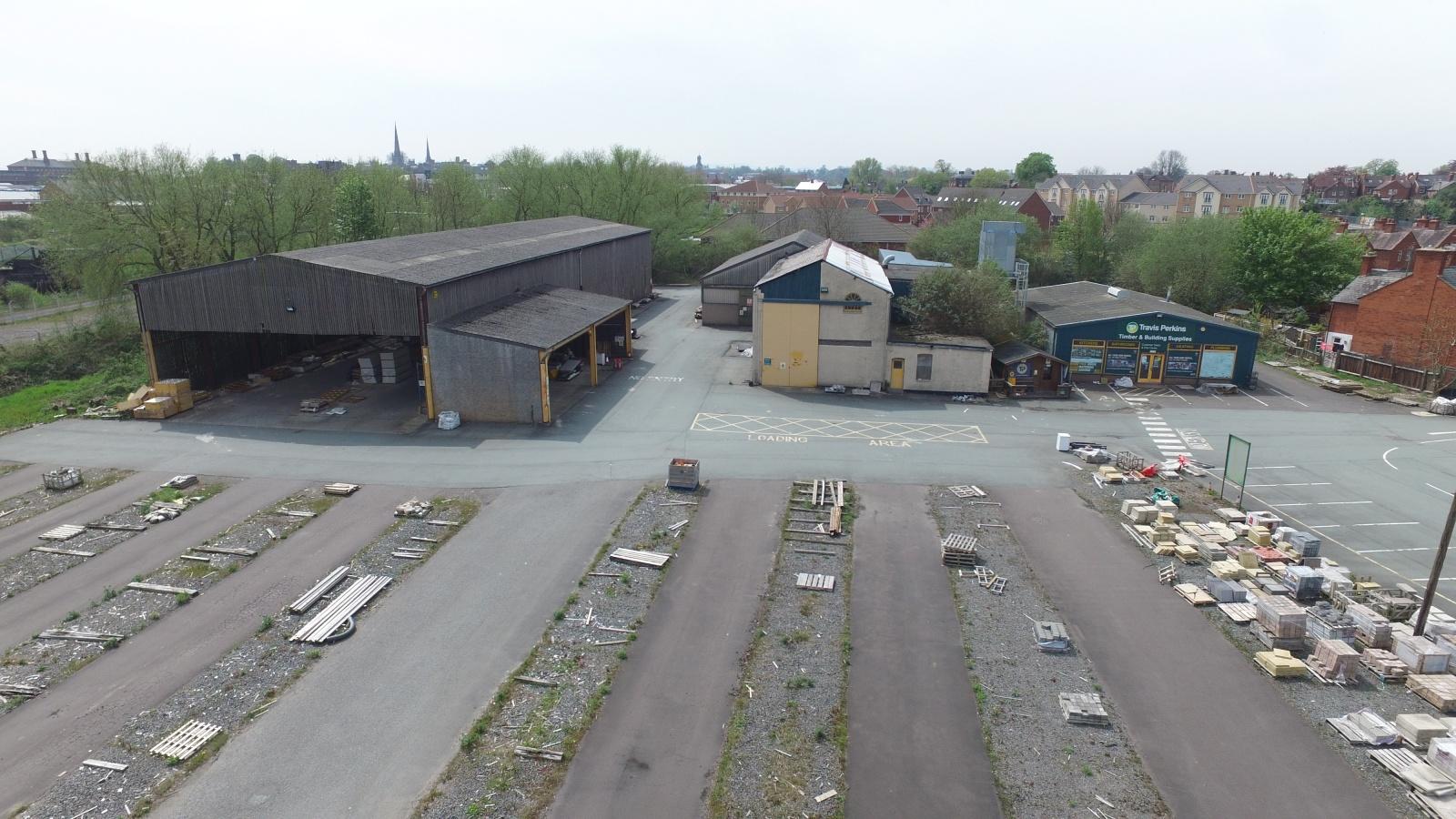 Site And Premises , Wood Street, Shrewsbury , Shropshire