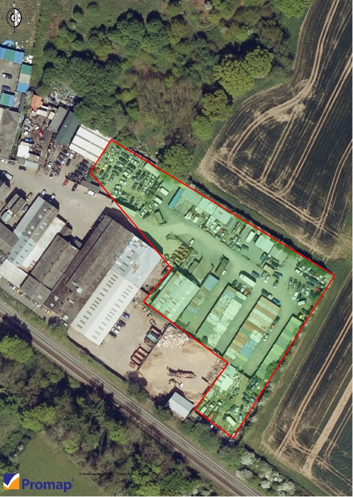 Unit 21, Shifnal Industrial Estate, Lamledge Lane, Shifnal,