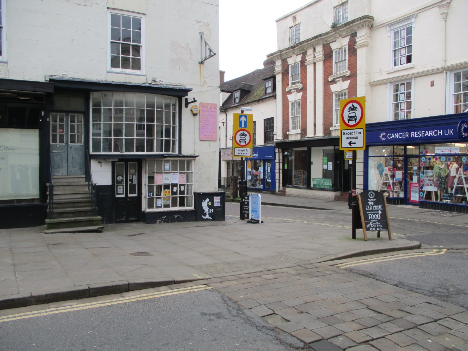 Upper Ground Floor 45, Highstreet, Bridgnorth, Shropshire