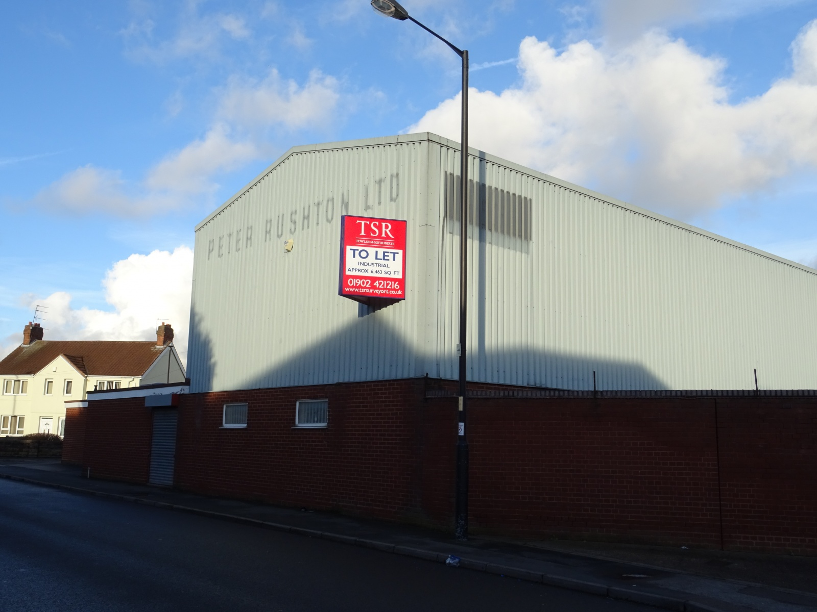 Unit On, Albion Street, Willenhall, West Midlands