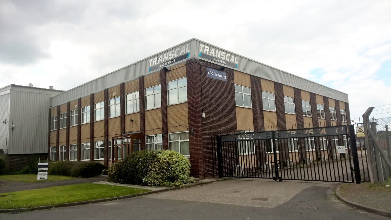 Main Engineering Workshop & Offices, The Harlescott Business Park, Shrewsbury, Shropshire
