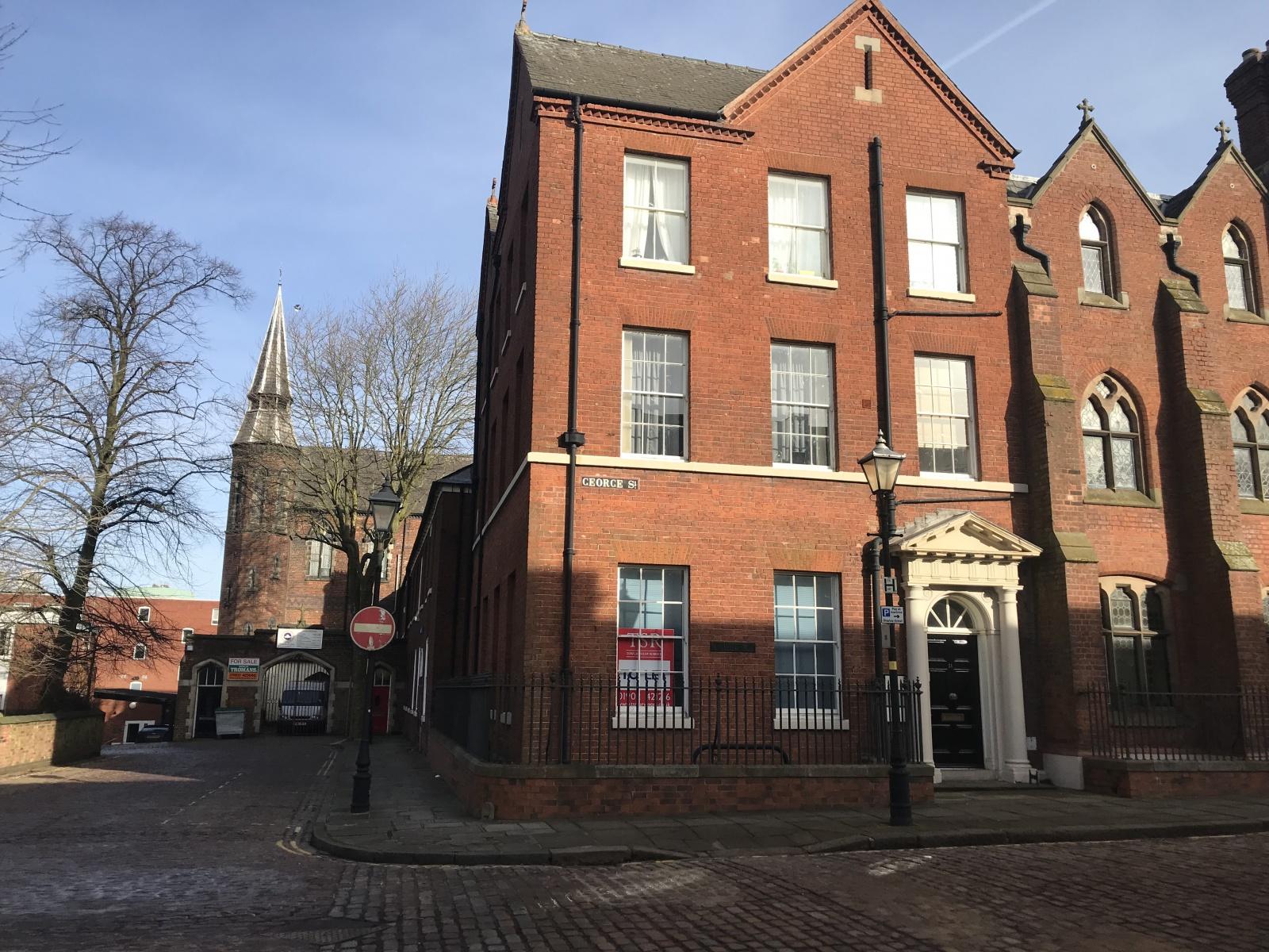 Hanover House, George Street, St Johns Square, Wolverhampton