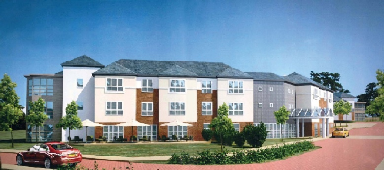 Residential Care Home And Assited Living Development Site, Forden Road, Montgomery, Powys