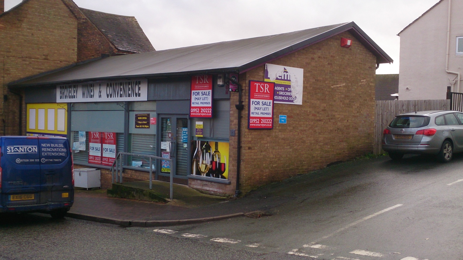 45-46, High Street, Broseley, Telford