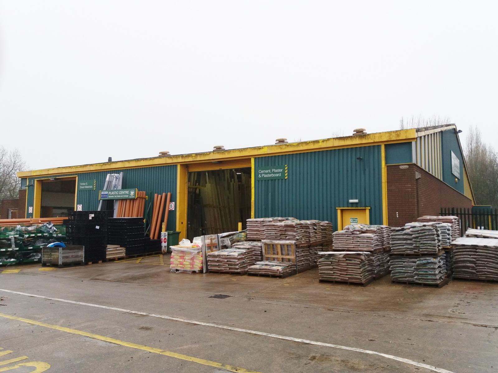 Unit 1 , Severn Farm Industrial Estate , Welshpool, Powys