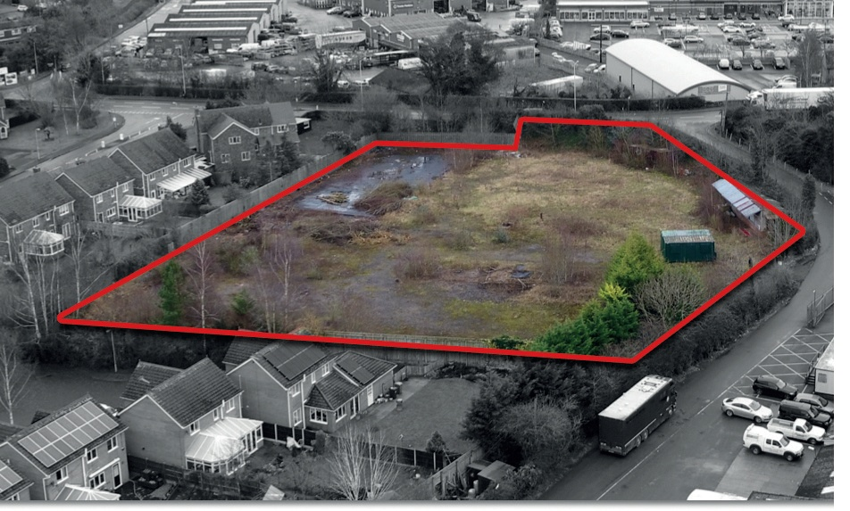 Residential Development Site, Greenfields Lane, Market Drayton, Shropshire
