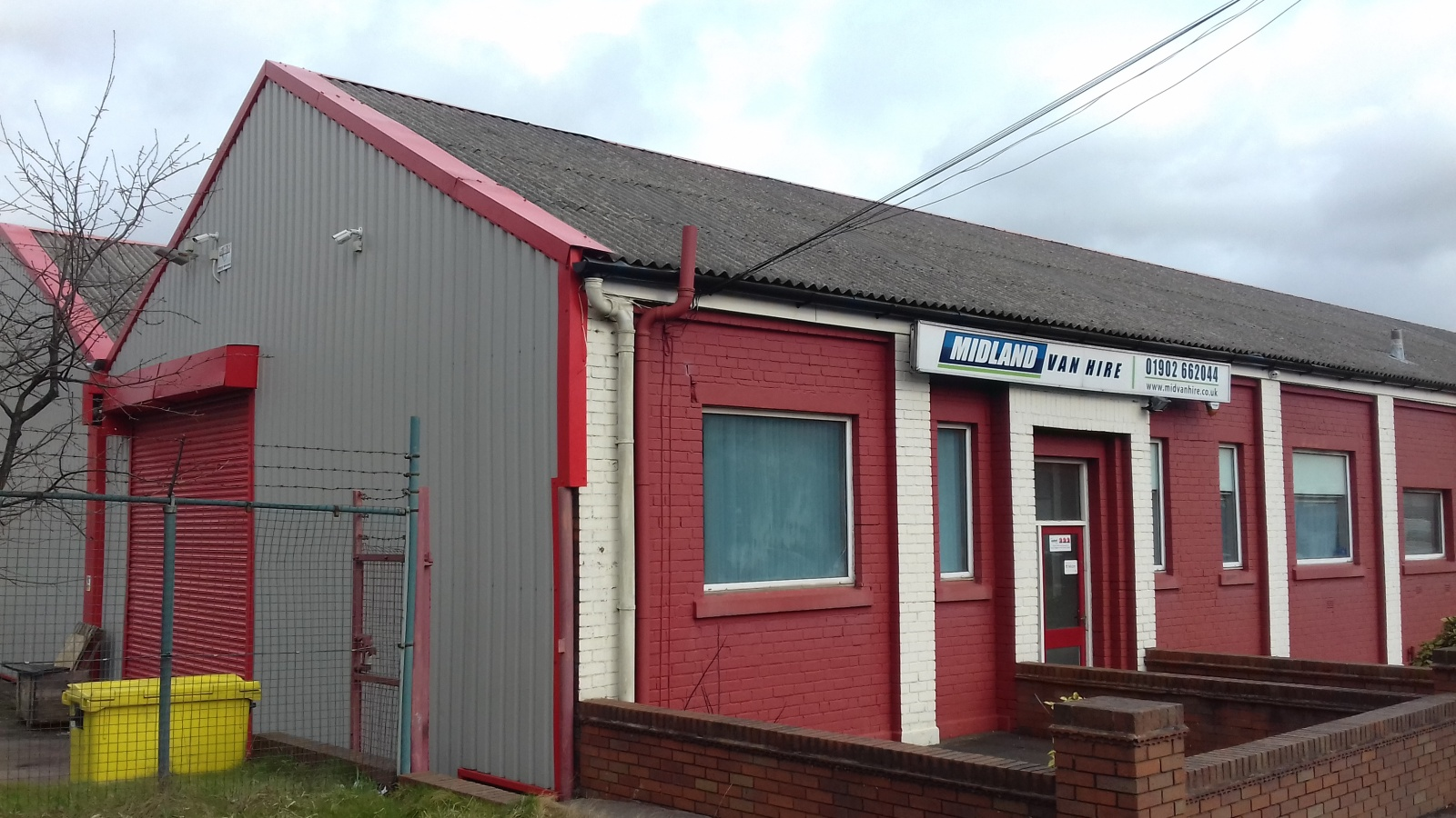 Unit 3, Biddings Lane, Coseley, West Midlands