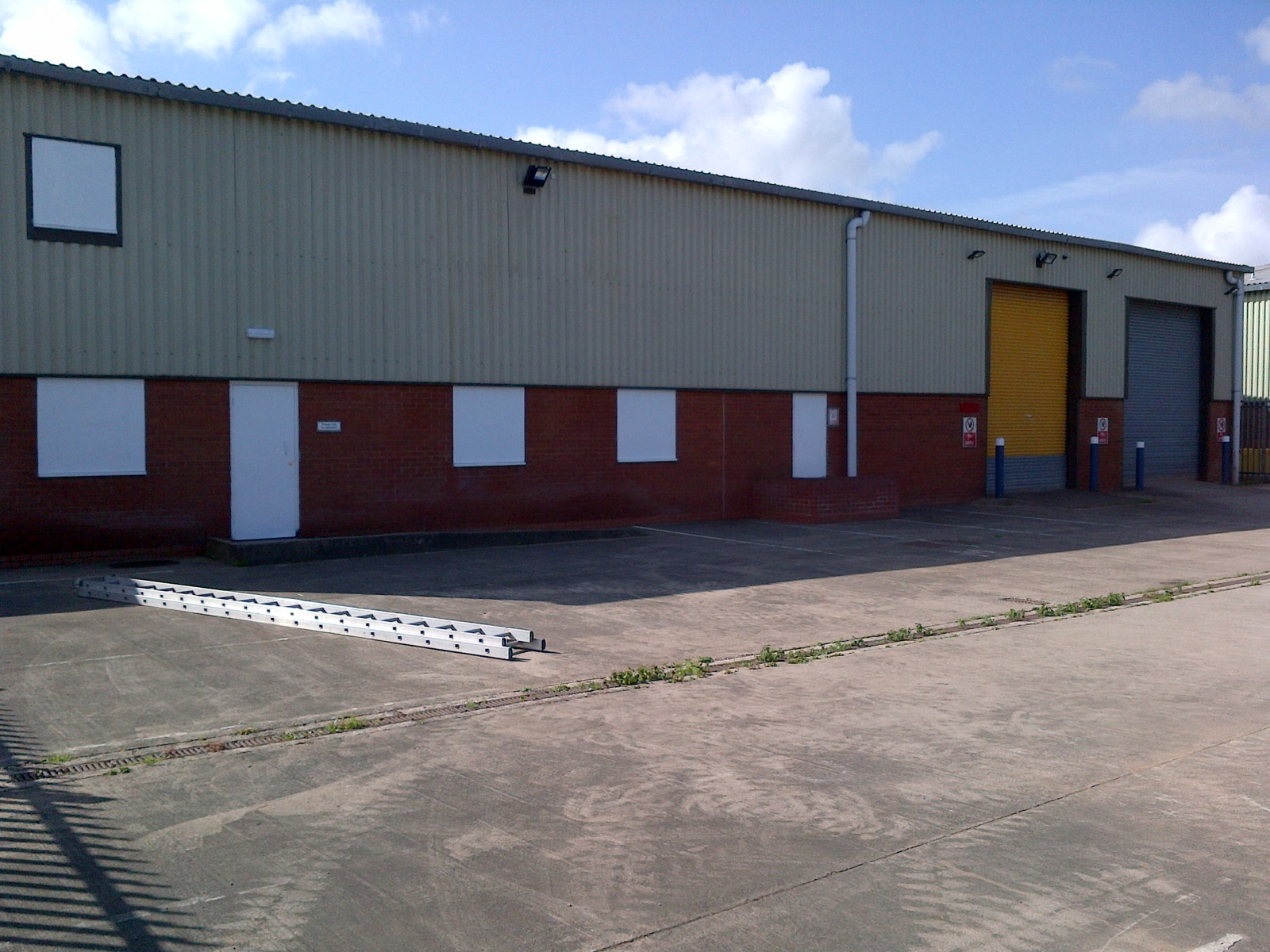 Unit A (26), Dunstall Hill Trading Estate, Gorsebrook Road, Wolverhampton