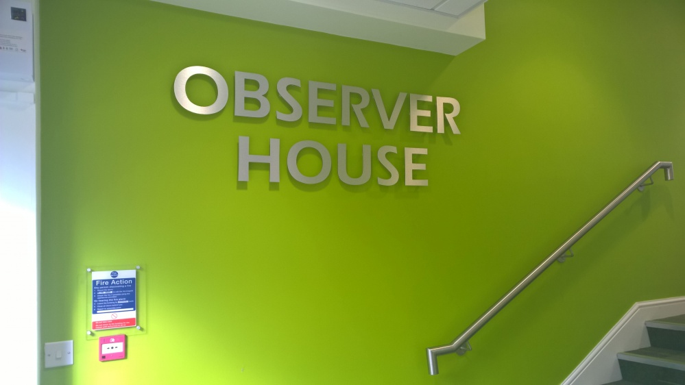 Suite 5 Observer House , Abbey Foregate, Shrewsbury, Shropshire