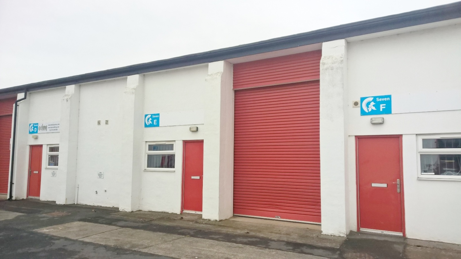 Unit 7e, Centurion Trade Park, Kendal Road, Shrewsbury, Shropshire