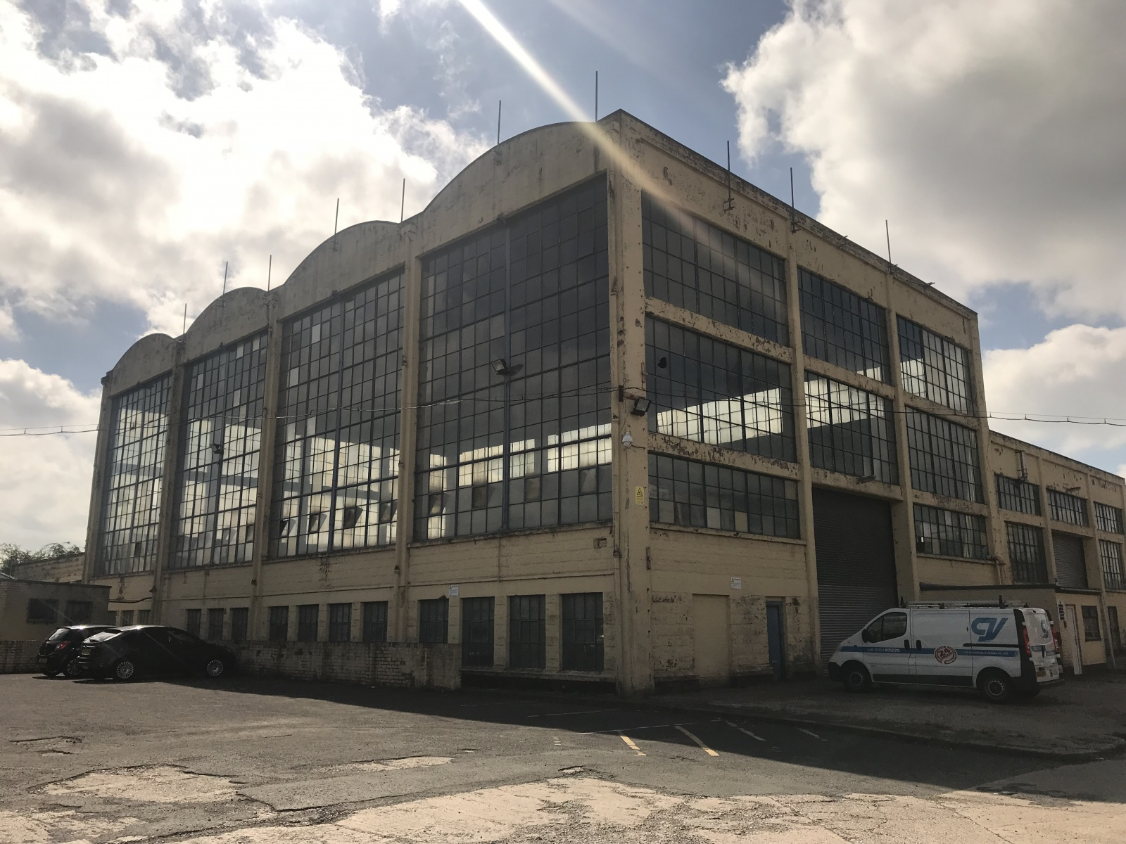 Unit 8 Legg Brothers Trading Estate, Spring Road, Wolverhampton, West Midlands