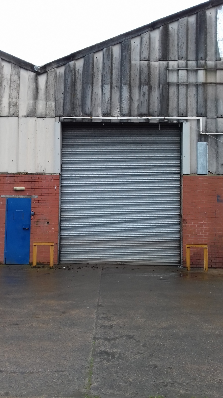 Unit 6, Dragonworks Industrial Estate, Henfaes Lane, Welshpool, Powys