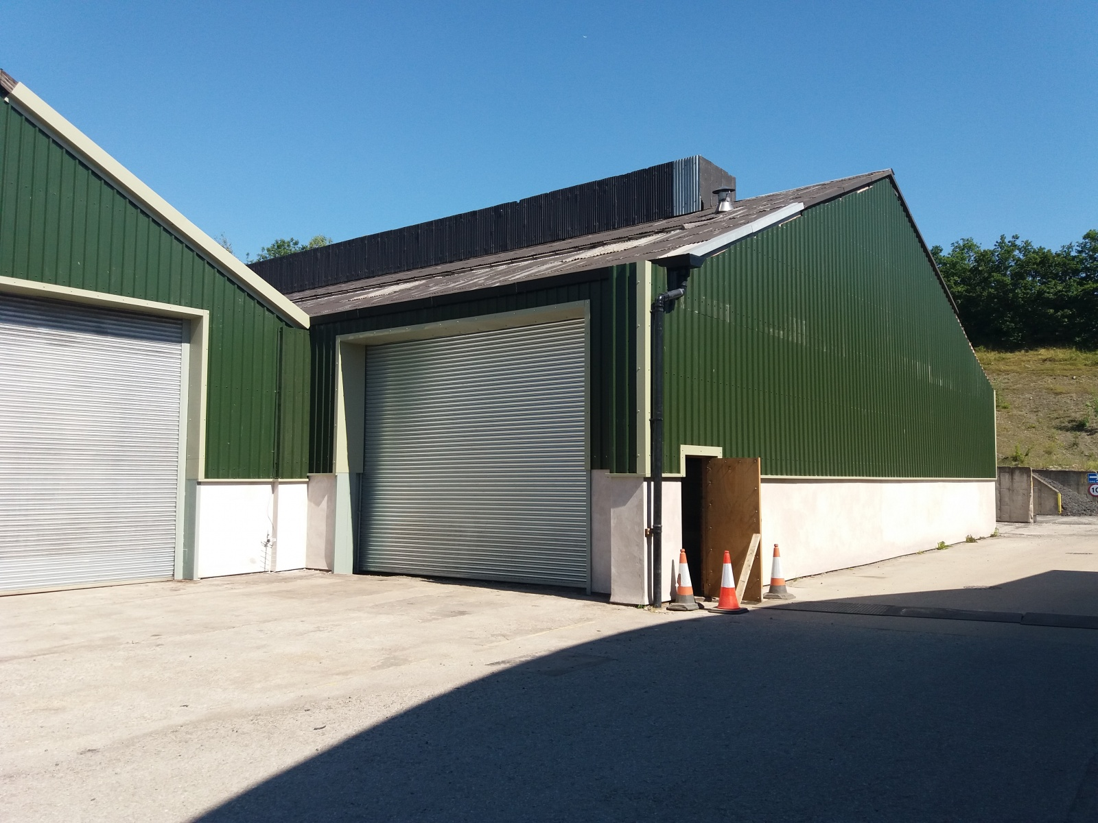 Unit A, The Castle Industrial Park, Buttington, Welshpool, Powys