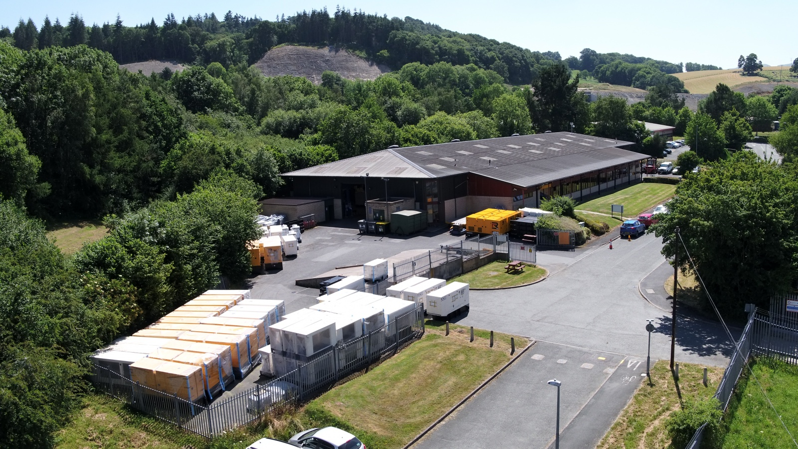 Unit 38, Mochdre Industrial Estate, Newtown, Powys