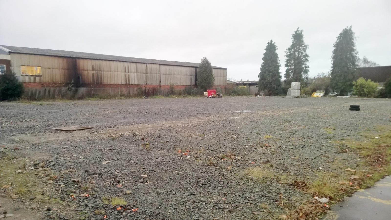 Site At Levens Drive / Ennerdale Road, Harlescott, Shrewsbury, Shropshire