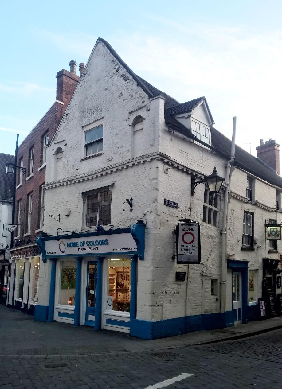17 St Marys Street, Shrewsbury, Shropshire