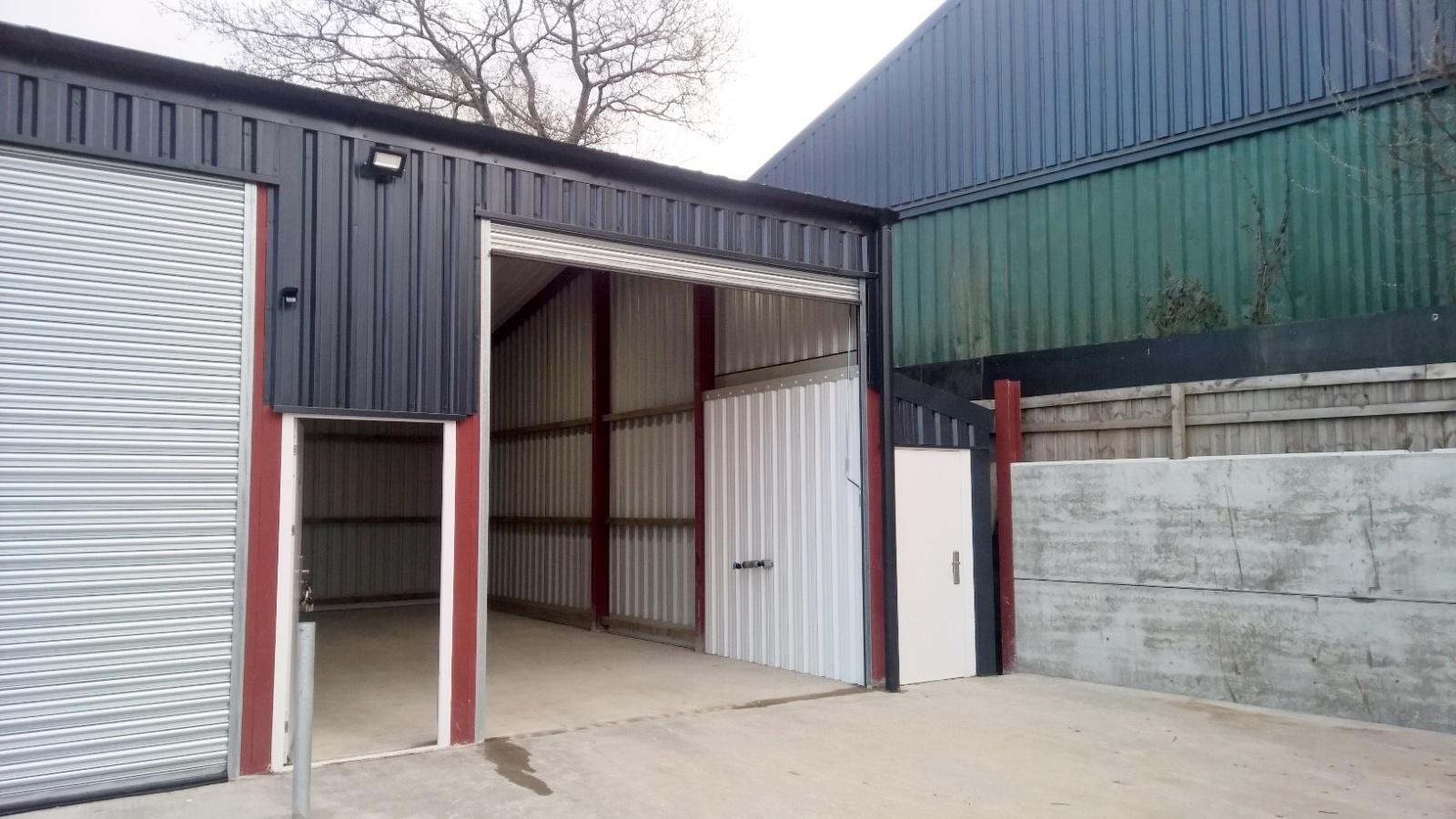 Unit 16c Malehurst Industrial Estate, Minsterley, Shrewsbury, Shropshire