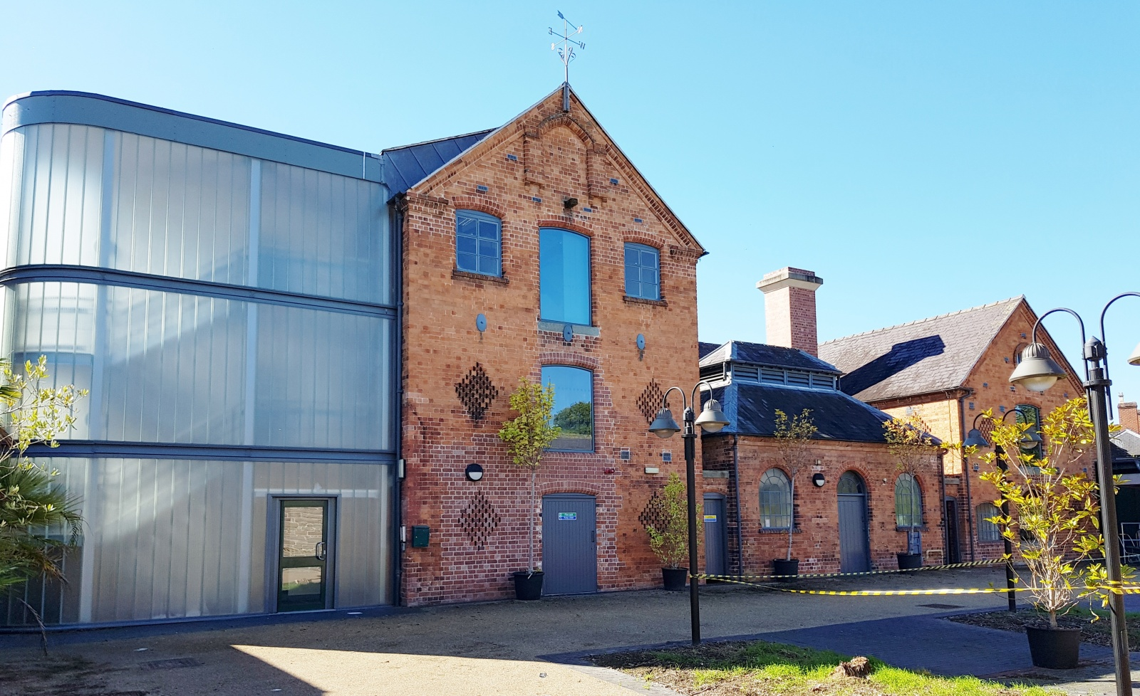 Offices At Coed Y Dinas, Welshpool, Powys