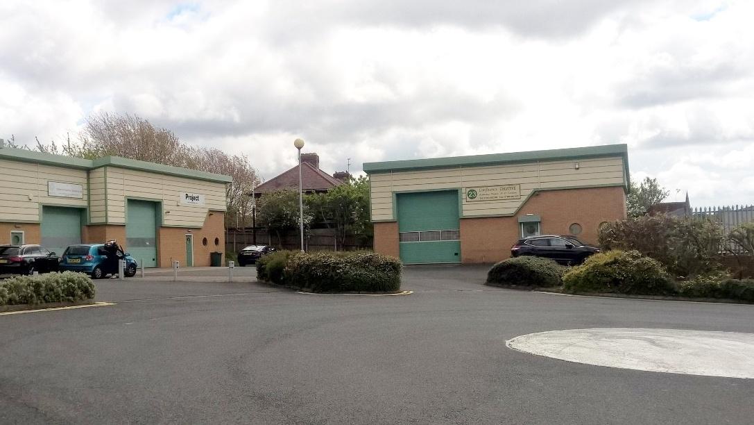 Merryhills Enterprise Park, Park Lane, Wolverhampton, West Midlands