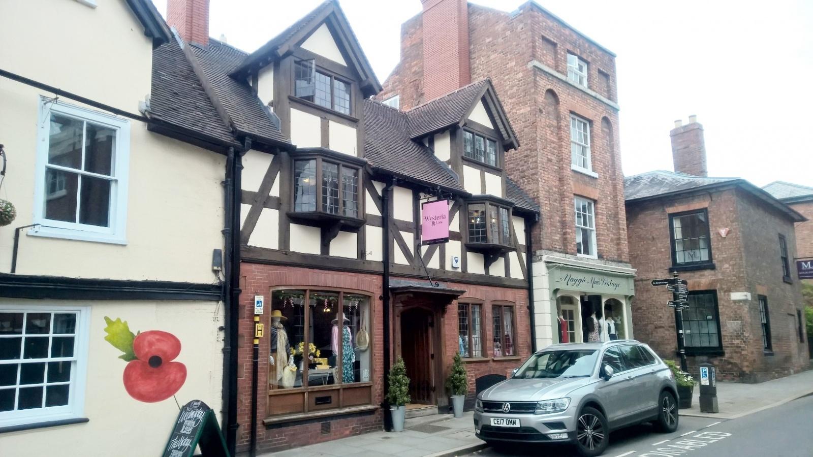 12 Dogpole, Shrewsbury, Shropshire