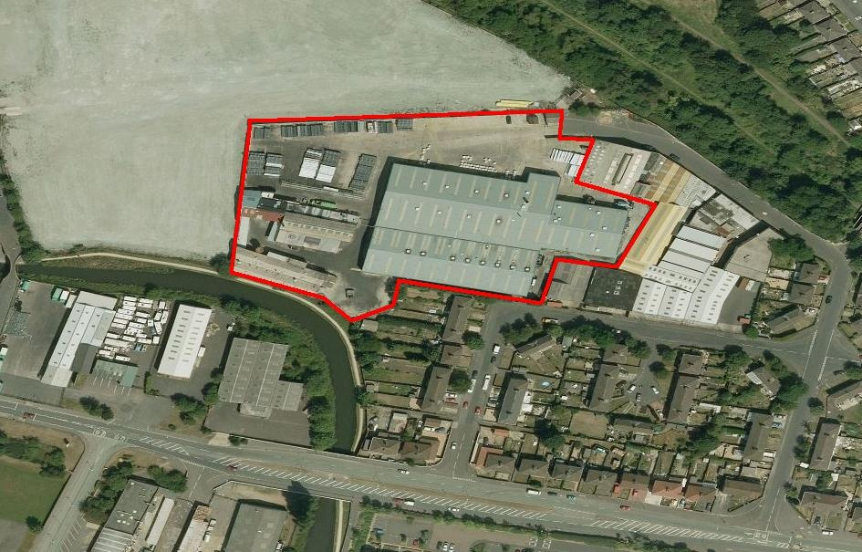 Site At, Livingstone Road, Bilston, West Midlands