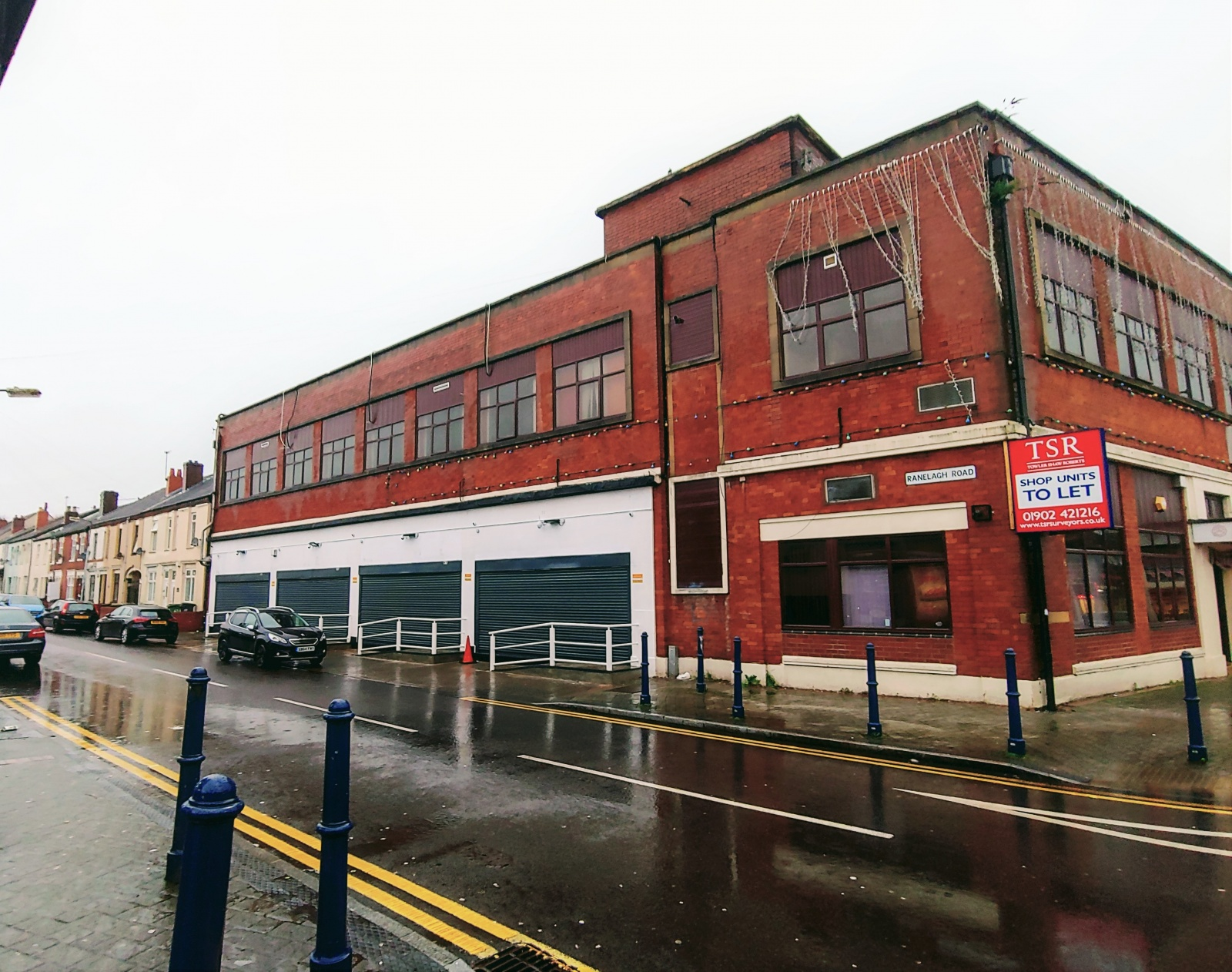 Units 1 - 4, Ranelagh Road, Wolverhampton, West Midlands