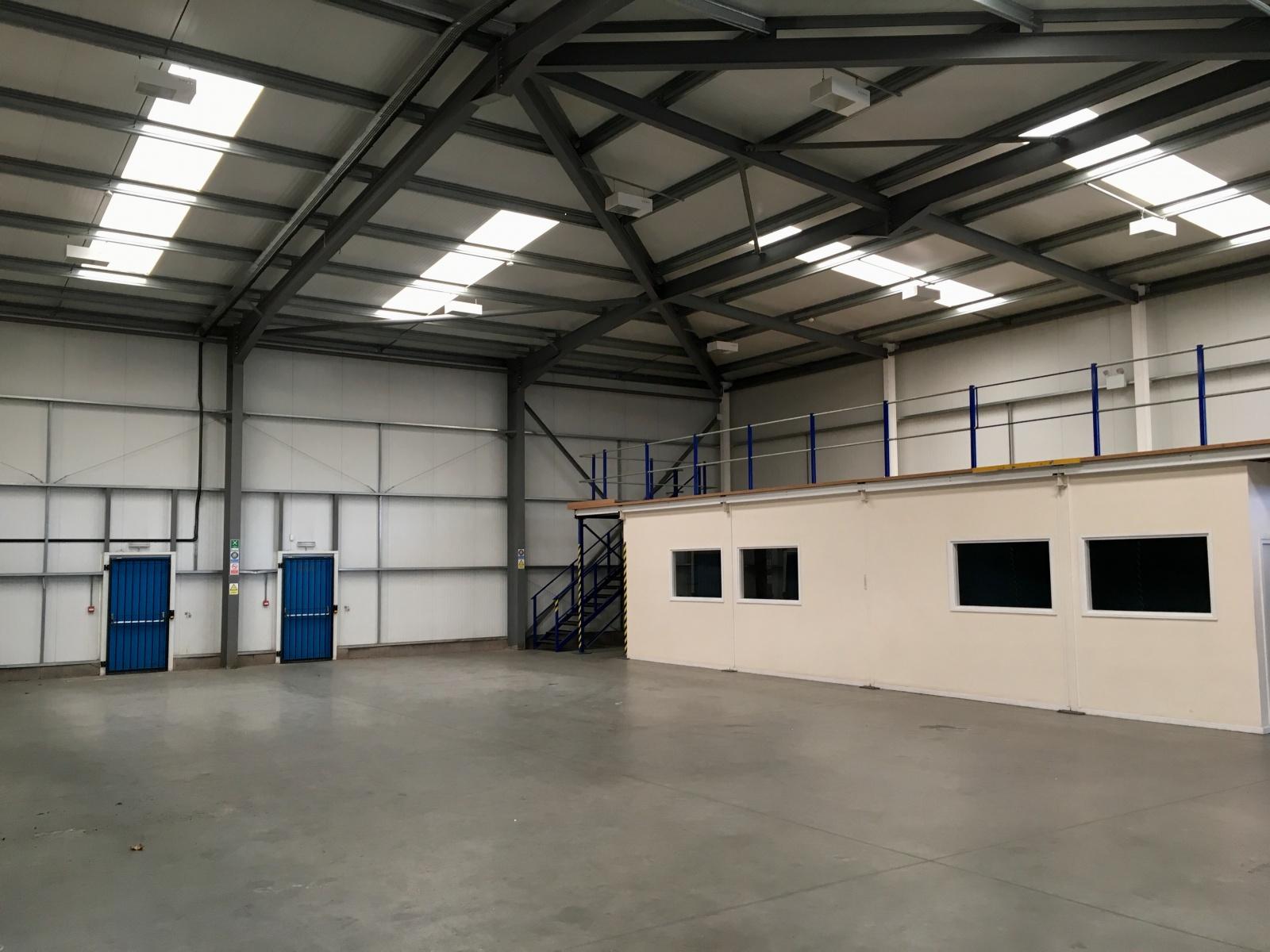 Unit 3 Ubique Business Park, Battlefield Enterprise Park, Shrewsbury, Shropshire