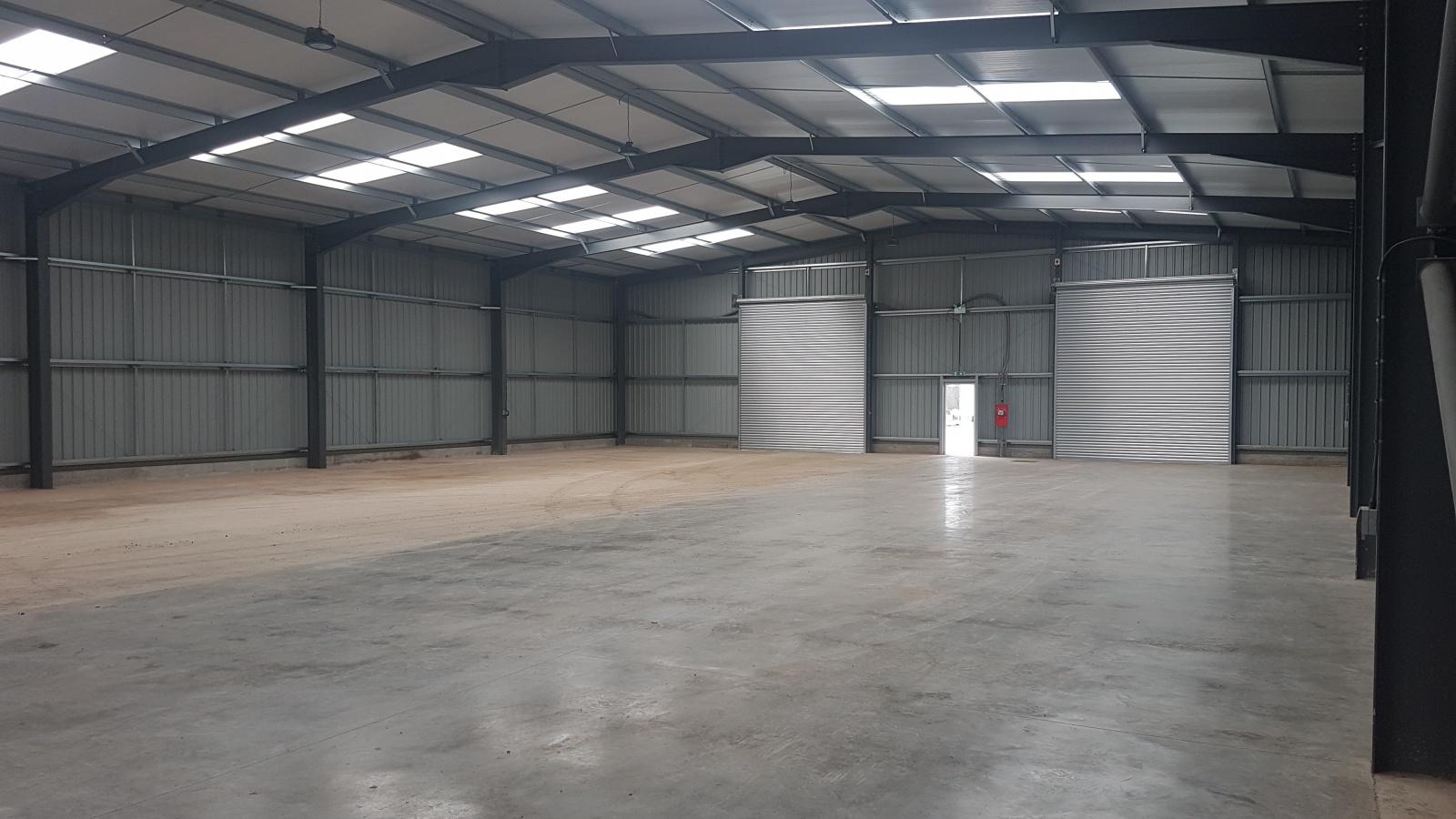 Unit Adjacent To E12, Wem Industrial Estate, Soulton Road, Wem, Shropshire